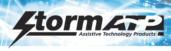 Storm Interface logo for assistive technology