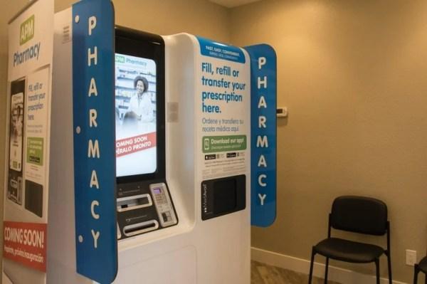 medicine kiosk