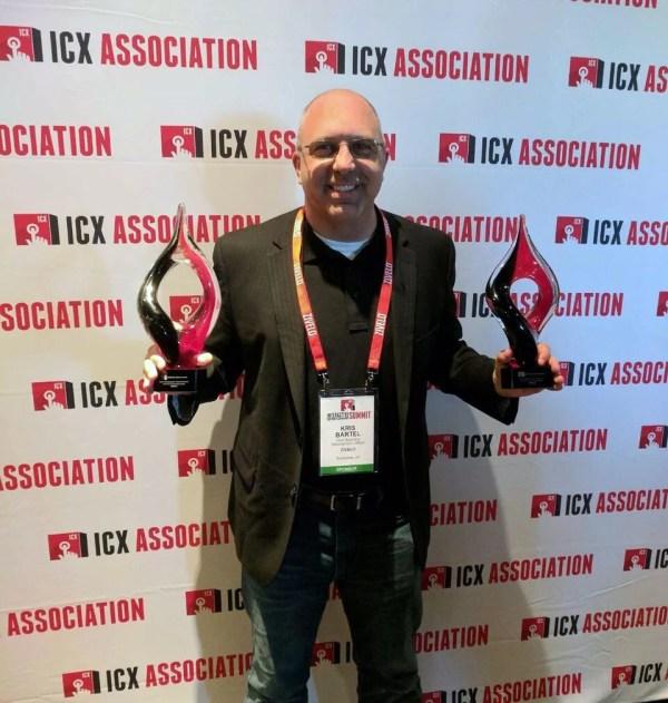 Zivelo Wins Award