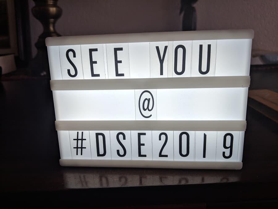 DSE 2019 Digital Signage Show