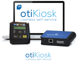 otiKiosk provides kiosk system developers with an easy and affordable way to integrate a pre-certified EMV payment acceptance solution