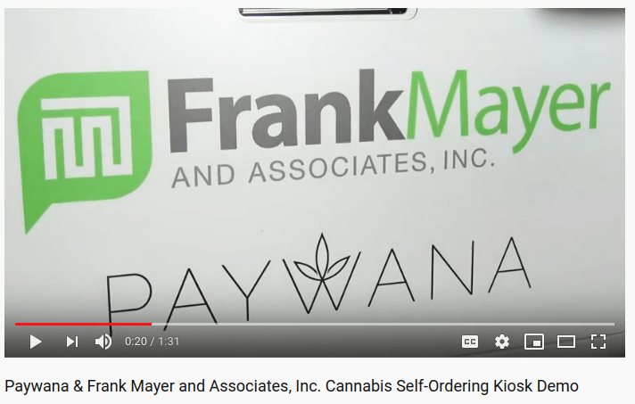 Retail Cannabis Store Need Cannabis Self-Order?