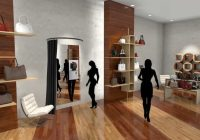 smart fitting room