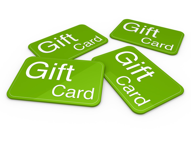 Gift card litigation