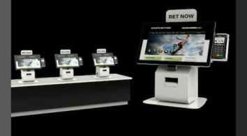 sports betting kiosk Olea