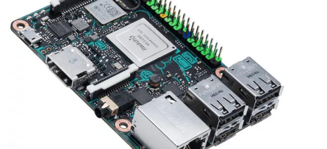 Kioware ASUS Tinker Embedded OS