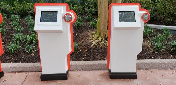 disney fastpass kiosk
