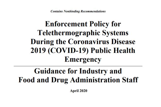 fda enforcement policy