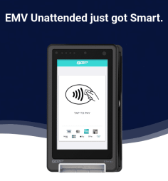 AMP 6500 EMV Android Smart terminal