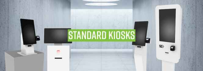 Frank Mayer Standard KIosks