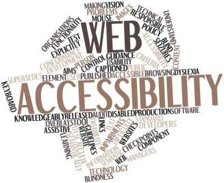 WCAG Web Accessibility Guidelines