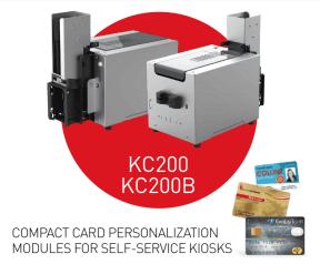 PVC card printer model
