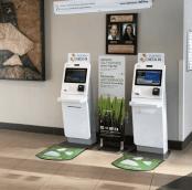 Kaiser Check-In Kiosk Epic Welcome Kiosk