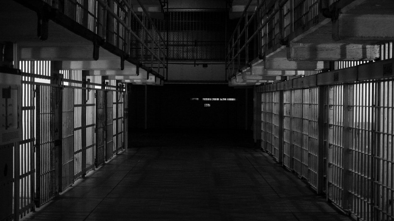 imagen de una cárcel