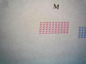2度目の印刷品質チェックシート