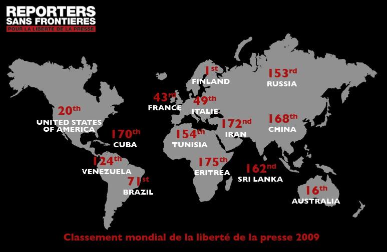 Reportes Sans Frontieres