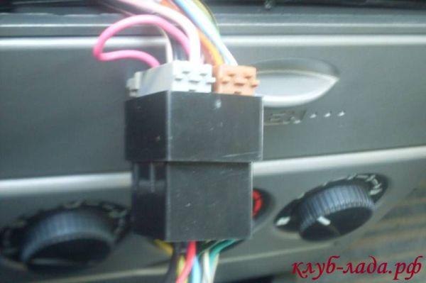 Как установить магнитолу в приору - Автомастер