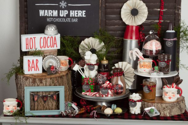 Kippi at Home's Hot Cocoa Bar