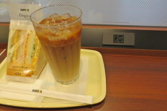 ドトールコーヒー神保町駅前店