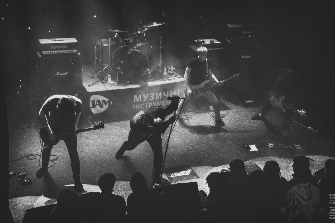 Reka – Live at Monteray, Kyiv [23.11.2018](5 videos)