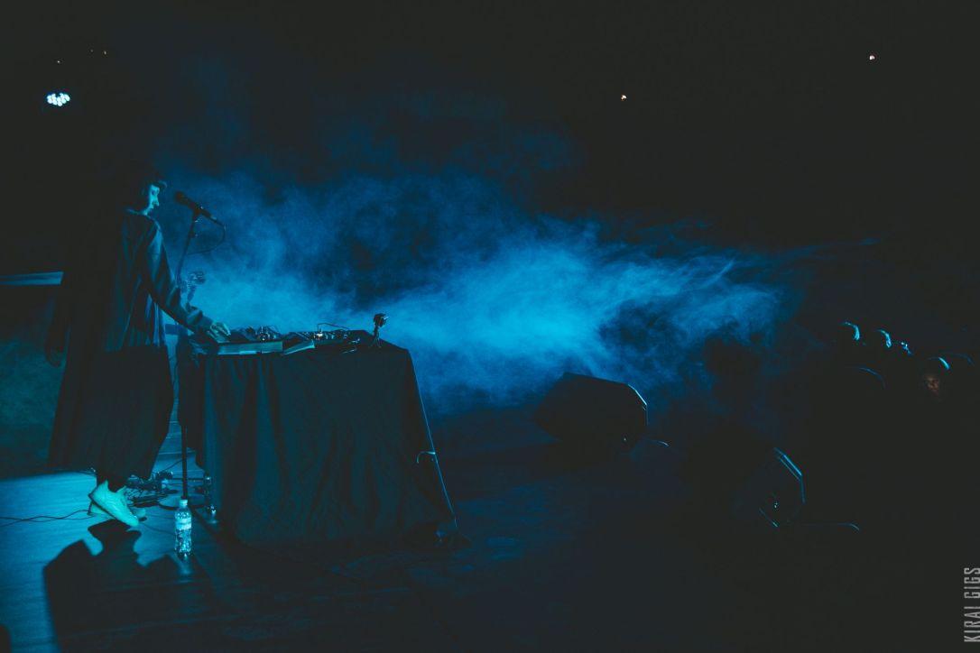 Mustelide – Live at Planetarium, Kyiv [03.11.2018] (2 videos)
