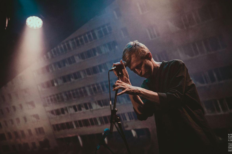 Jay-Jay Johanson – Live at Caribbean Club, Kyiv [02.02.2019]