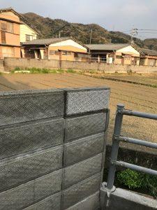 徳島県,ブロック補修写真2
