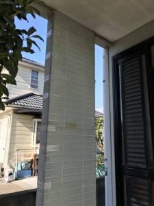 徳島県,外壁張替え前写真