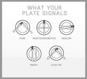 plate signal