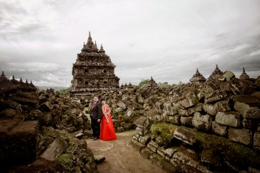 Prewedding Yogyakarta~ Shaz & Josh #5