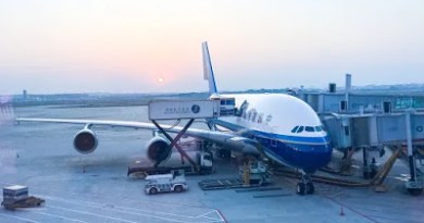 China Southern Airbus A 380