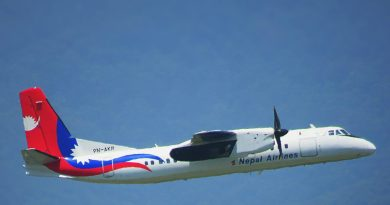 9N-AKR, XIAN MA 60 of Nepal airlines