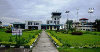 Dhangadhi Airport Image