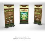JavaJig Coffee Pullup Banner Set