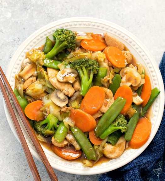 Chop Suey - Kirbie's Cravings