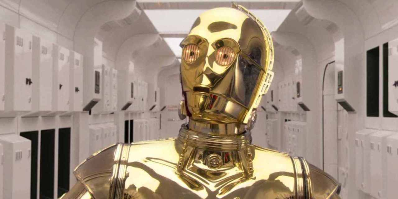 "Quote: C3PO ""The city's central computer told you? R2D2, you know better than to trust a strange computer!"""