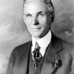 """Quote: Henry Ford """"The only real security that a man can have in this world is a reserve of knowledge, experience and ability."""""""