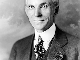 "Quote: Henry Ford ""The only real security that a man can have in this world is a reserve of knowledge, experience and ability."""