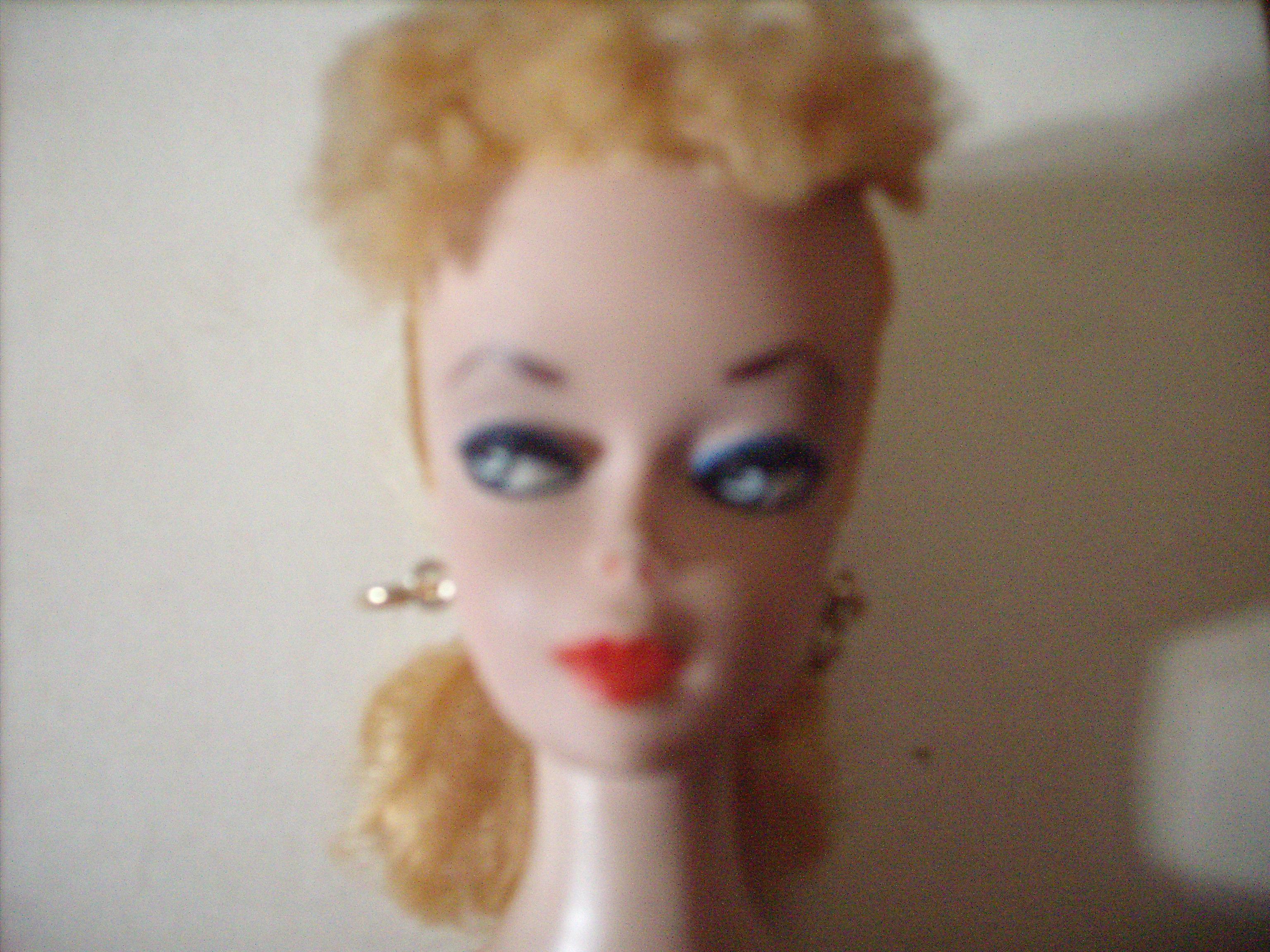 Happy Birthday Barbie (1959 #2 Vintage Ponytail Barbie Doll)