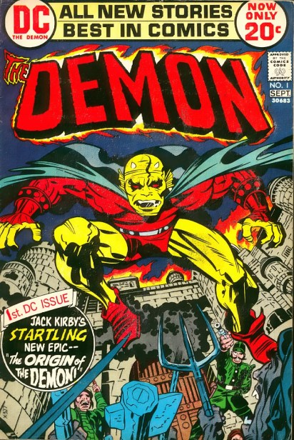 Top 5 Comic Book Monsters - The Demon