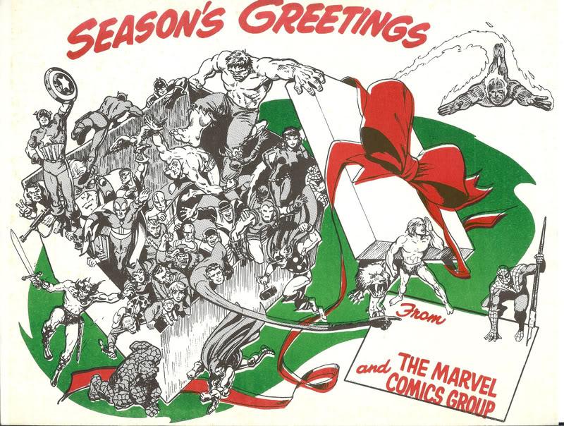 1960s Marvel Bullpen Kirby Dynamics