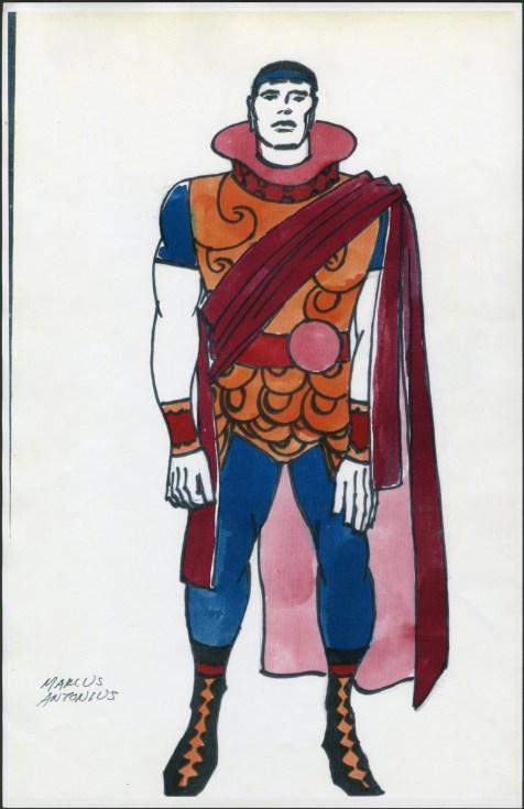 1969 - Marcus Antonius photocopy