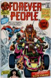 1972 - Forever People 1 cover