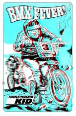 1983 - BMX Fever 3-D poster