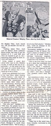 "1969 May 3 - ""Caesar Seen Marvel-ously"" part 4 photocopy"