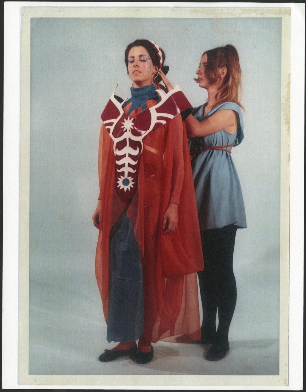1969 \u2013 Julius Caesar Costume Designs | The Kirby Effect