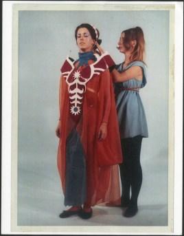 1969 - Calpurnia and Maid photo