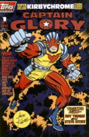 1993 - Captain Glory cover