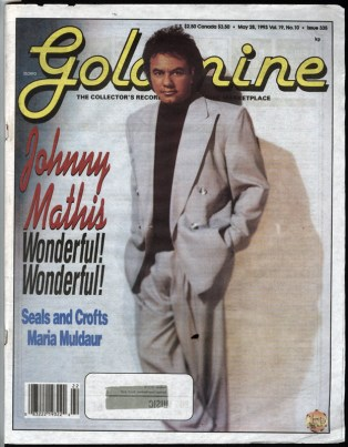 1993 - Goldmine 335 cover