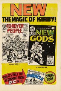 1970 - Kirby House Ad